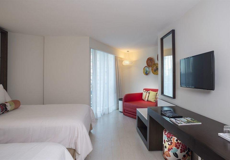 All-inclusive Beach Bedroom Resort Sea sofa property cottage home Suite living room flat Villa condominium