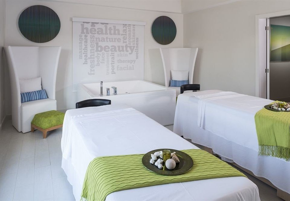 All-inclusive Beach Resort Sea Spa green property building Bedroom Suite cottage pillow Villa bed sheet