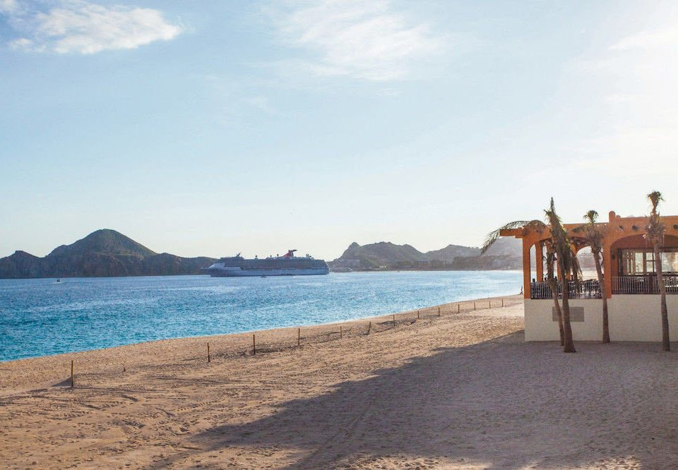 All-inclusive Beach Budget Family Resort Tropical sky water shore Sea Ocean Nature Coast cape walkway cove sand sandy day