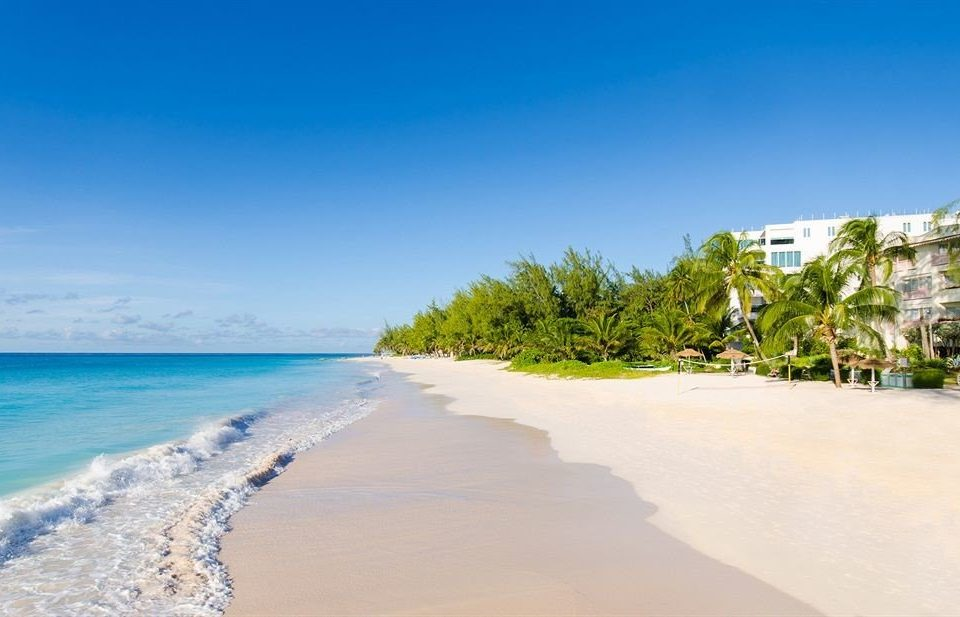 All-inclusive Beach Lounge Luxury Ocean sky water Nature shore Sea Coast horizon sand caribbean cape wave tropics