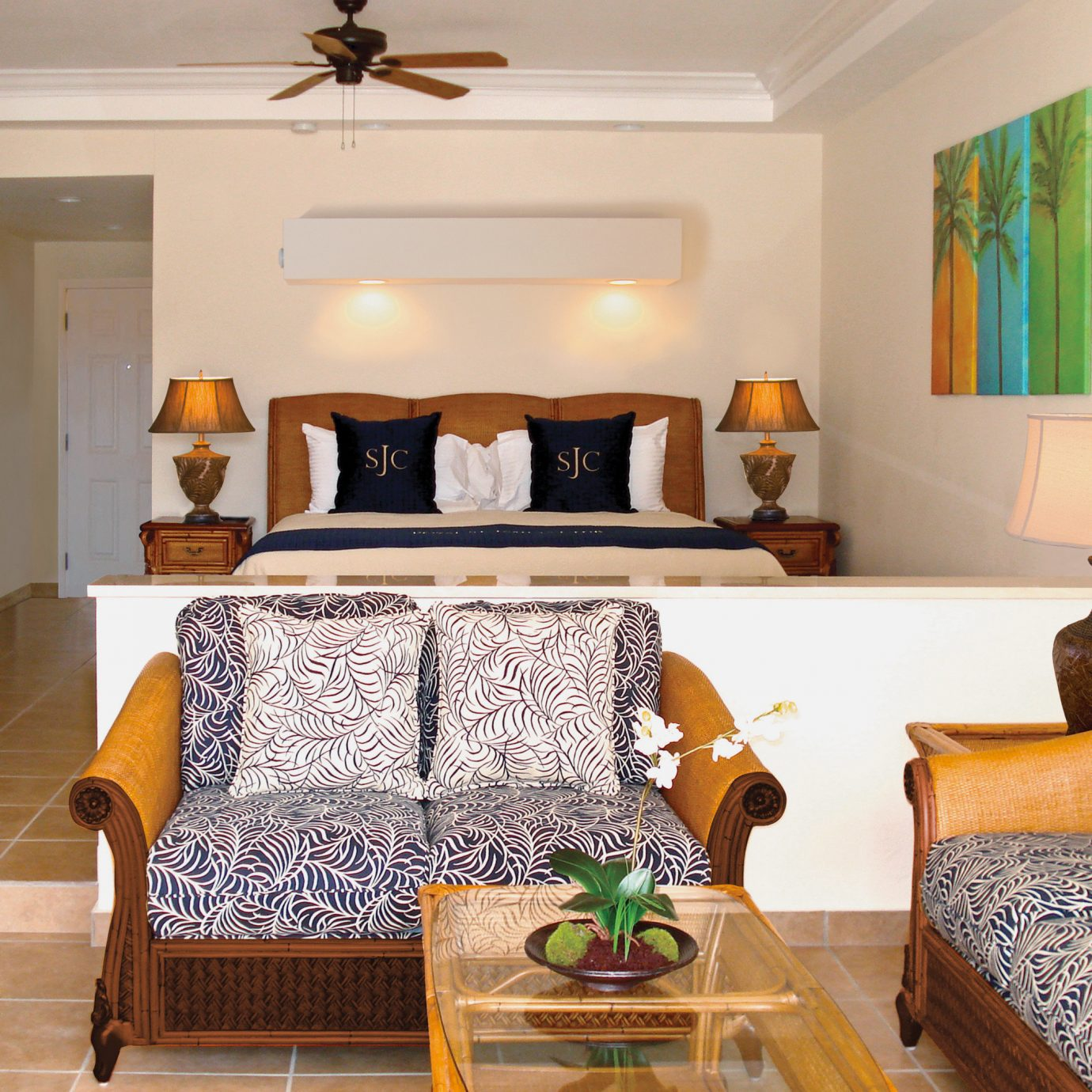 All-inclusive Beachfront Bedroom Family Resort property living room cottage home Suite hardwood Villa