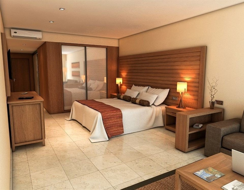 All-inclusive Beachfront Bedroom Modern Waterfront property Suite living room cottage home condominium Villa