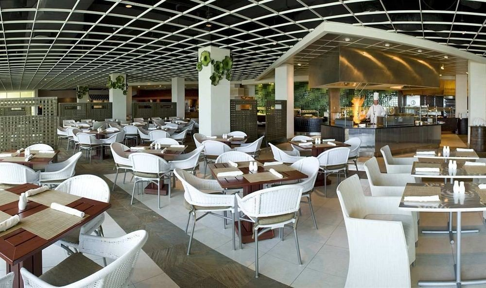 All-inclusive Beachfront Lobby Lounge Tropical chair restaurant function hall cafeteria Resort convention center set