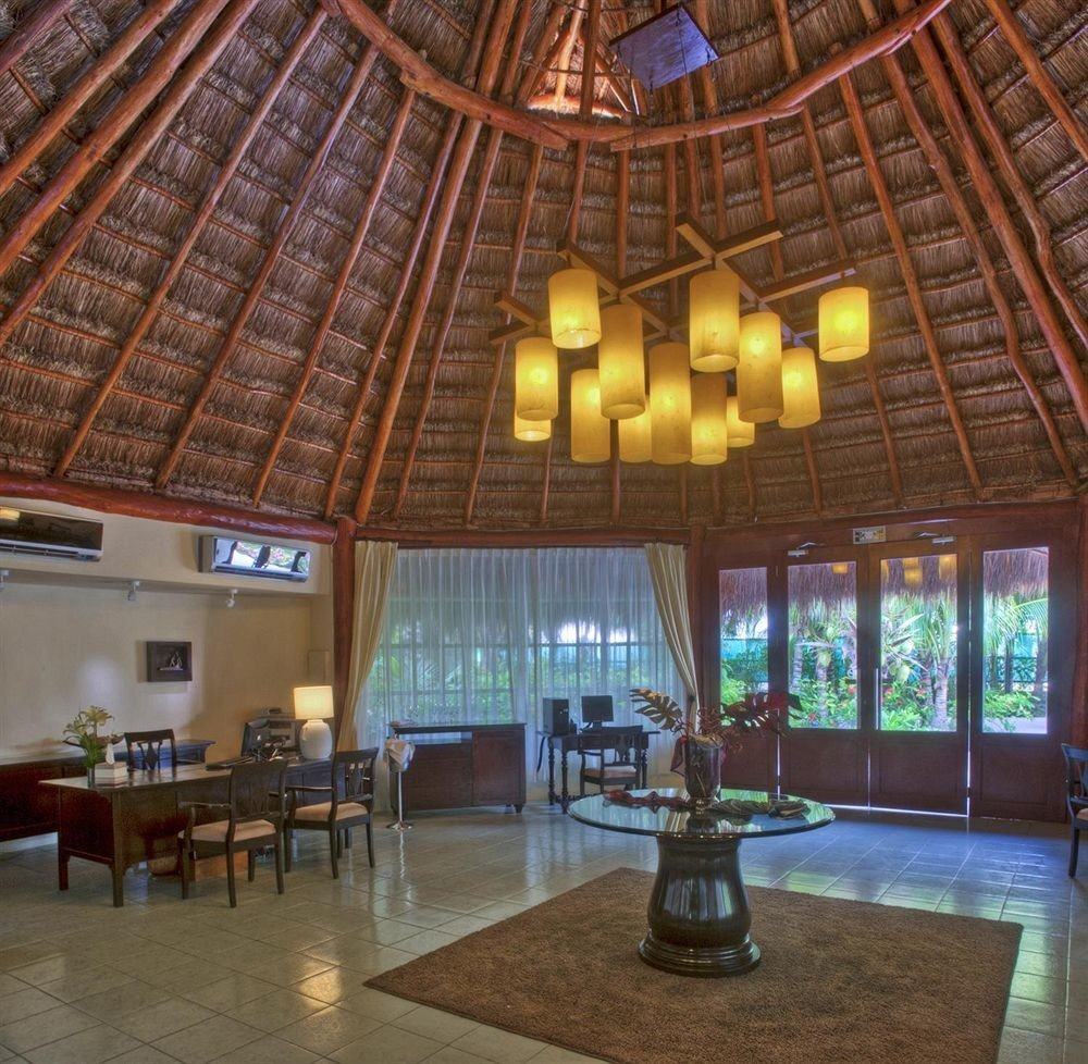 All-inclusive Beachfront Lobby Modern Resort Waterfront property Villa cottage
