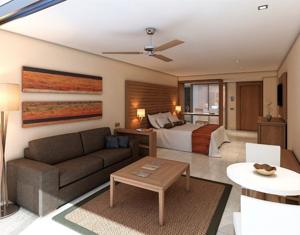 All-inclusive Beachfront Modern Waterfront property living room Suite home yacht cottage condominium Villa