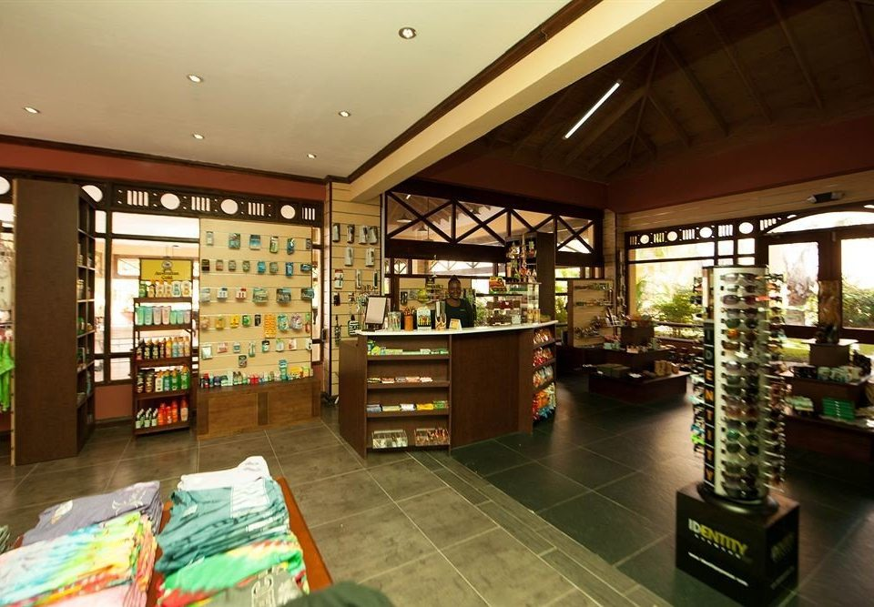 All-inclusive Beachfront Resort Shop Tropical retail building bookselling library grocery store