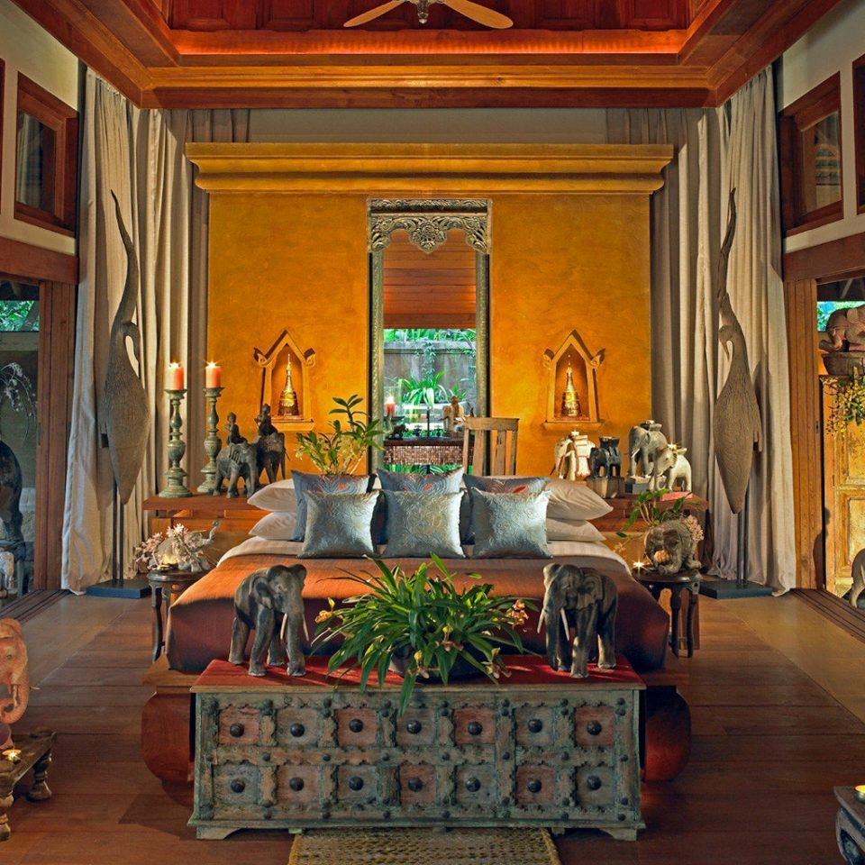 All-inclusive Bedroom Boutique Classic Family Suite living room altar mansion home Lobby