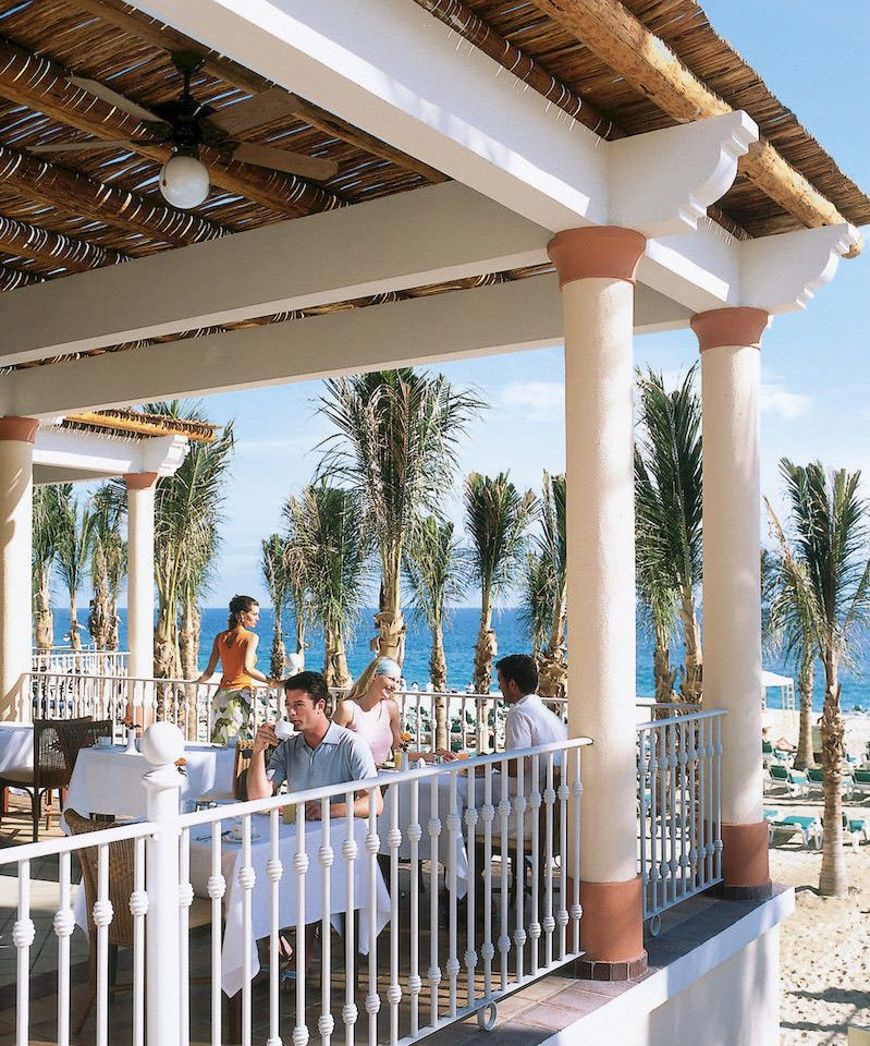 All-inclusive Budget Dining Drink Eat Family Resort Tropical building property Villa swimming pool porch colonnade
