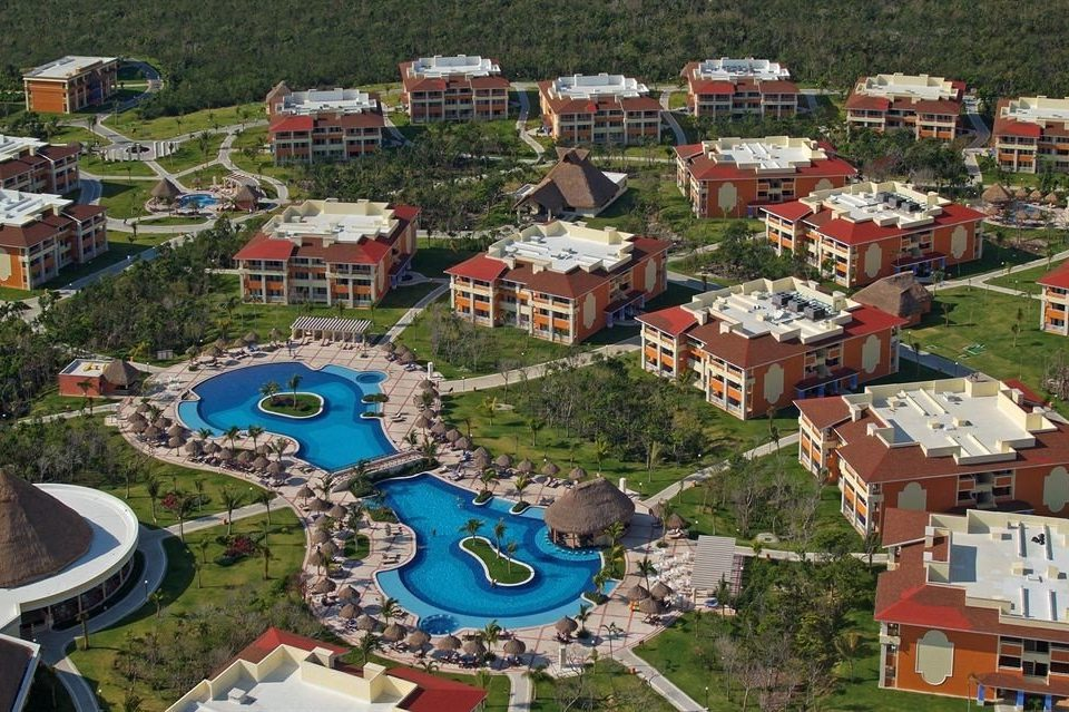 All-inclusive Budget Exterior Family Pool Resort Tropical Waterfront Town property bird's eye view residential area amusement park neighbourhood aerial photography park Water park recreation Village