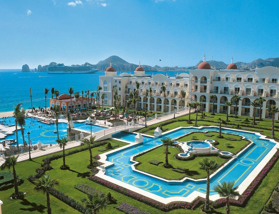 All-inclusive Budget Family Pool Resort Tropical sky leisure property swimming pool marina sport venue blue dock condominium mansion palace