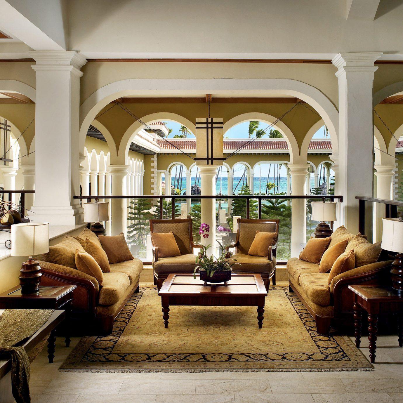 All-inclusive Family Hotels Lounge Luxury Resort Romantic sofa property living room home mansion Lobby condominium Villa porch
