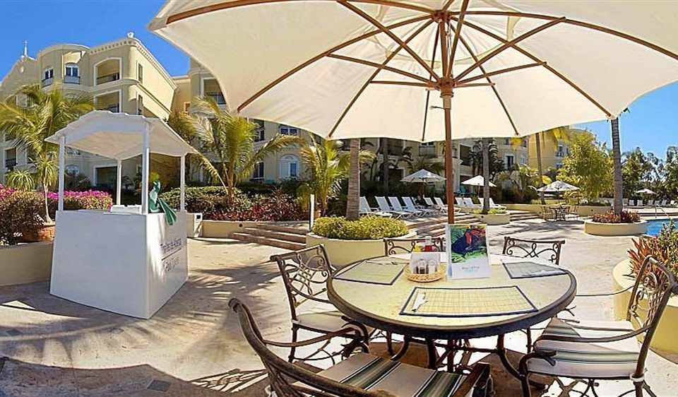 All-inclusive Resort umbrella accessory leisure outdoor structure gazebo Villa backyard Patio swimming pool day