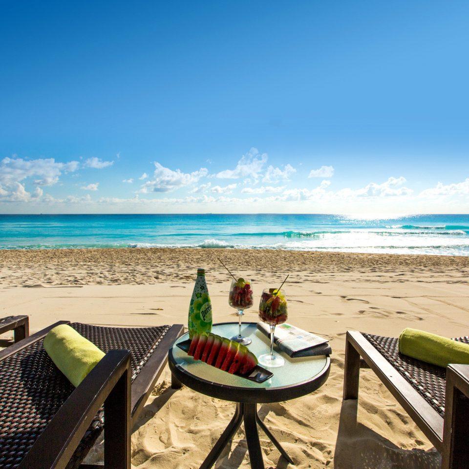 All-Inclusive Resorts Beach Beachfront Drink Eat Hotels Luxury Ocean Solo Travel sky water shore Sea Nature horizon Coast wave sand wind wave caribbean cape
