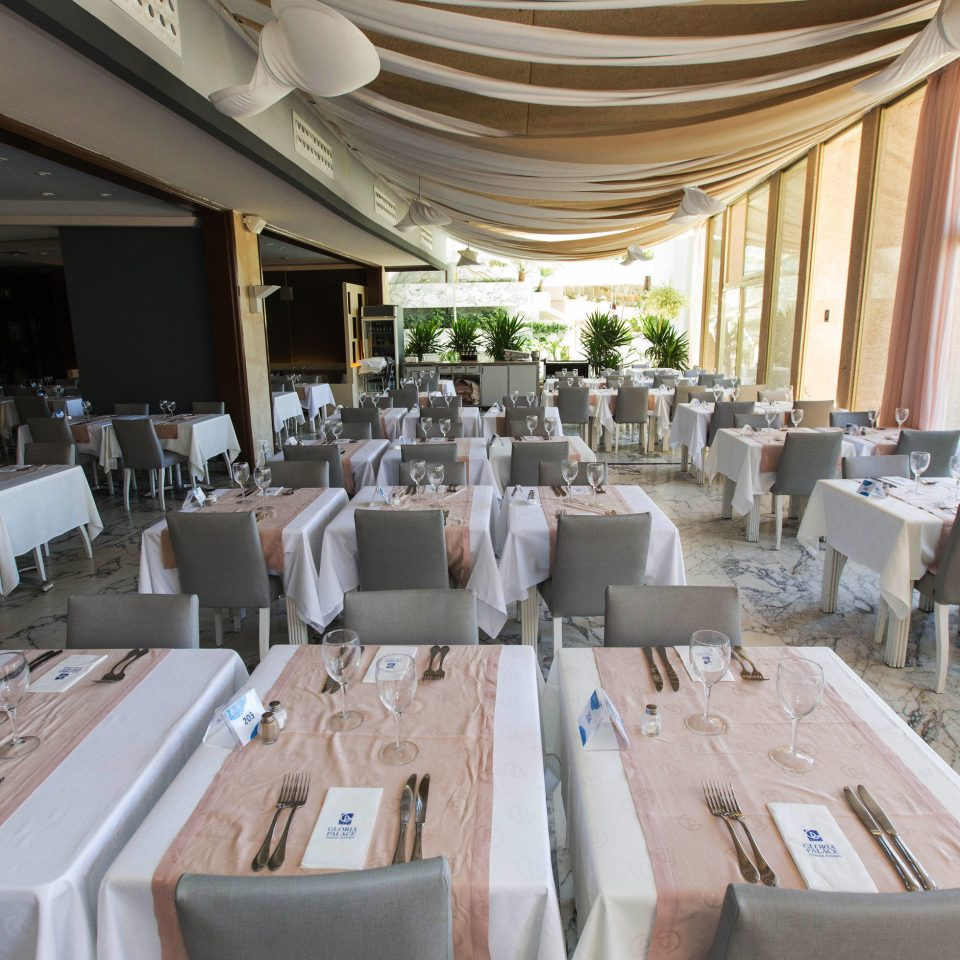 All-Inclusive Resorts Hotels function hall banquet restaurant conference hall convention center ballroom