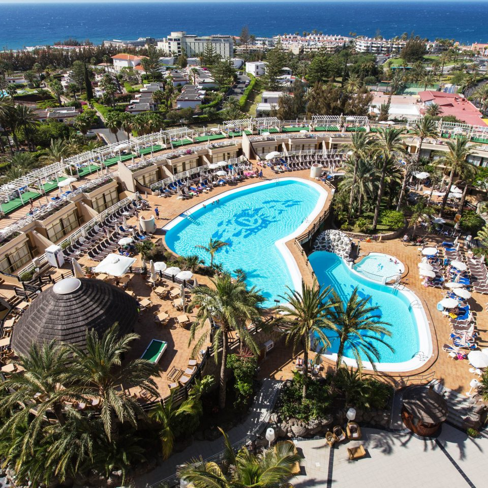 All-Inclusive Resorts Hotels tree amusement park leisure Water park Nature park Resort bird's eye view aerial photography outdoor recreation recreation