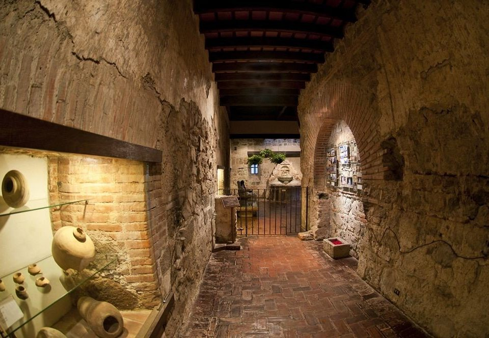 brick stone ancient history alley crypt temple basement dirty tiled