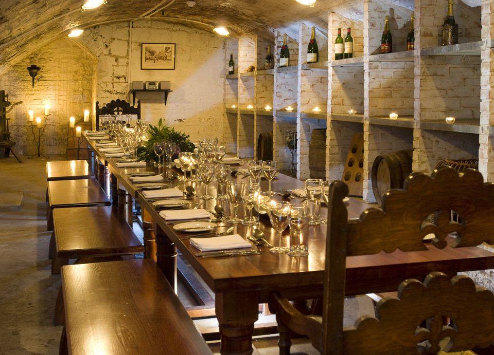 restaurant ancient history altar