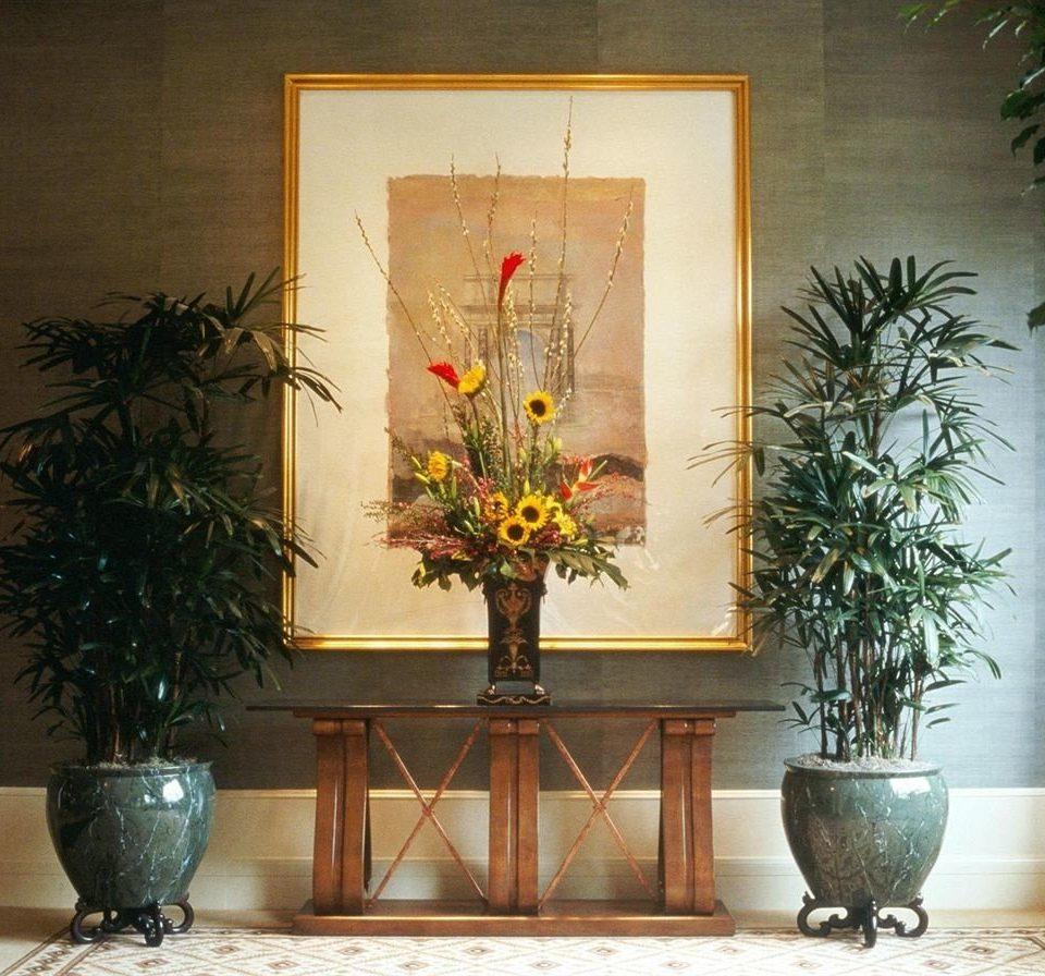 plant floristry flower arranging art modern art painting flower lighting floral design ikebana altar palm
