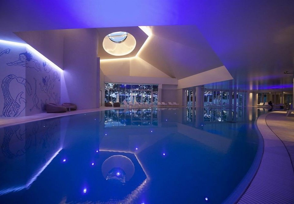 light lighting swimming pool leisure centre leisure amenity