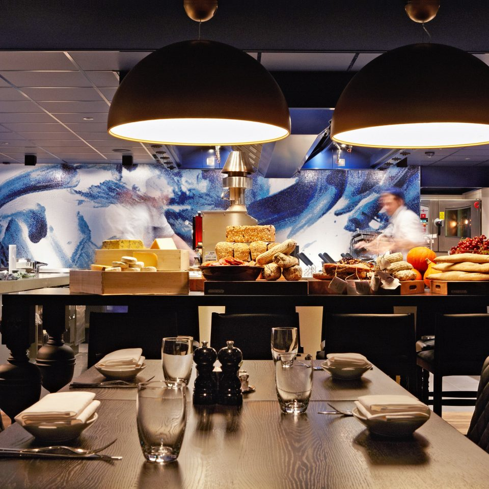 Amsterdam Bar Boutique Hotels Dining Drink Eat Hotels Modern The Netherlands restaurant brunch sense buffet set