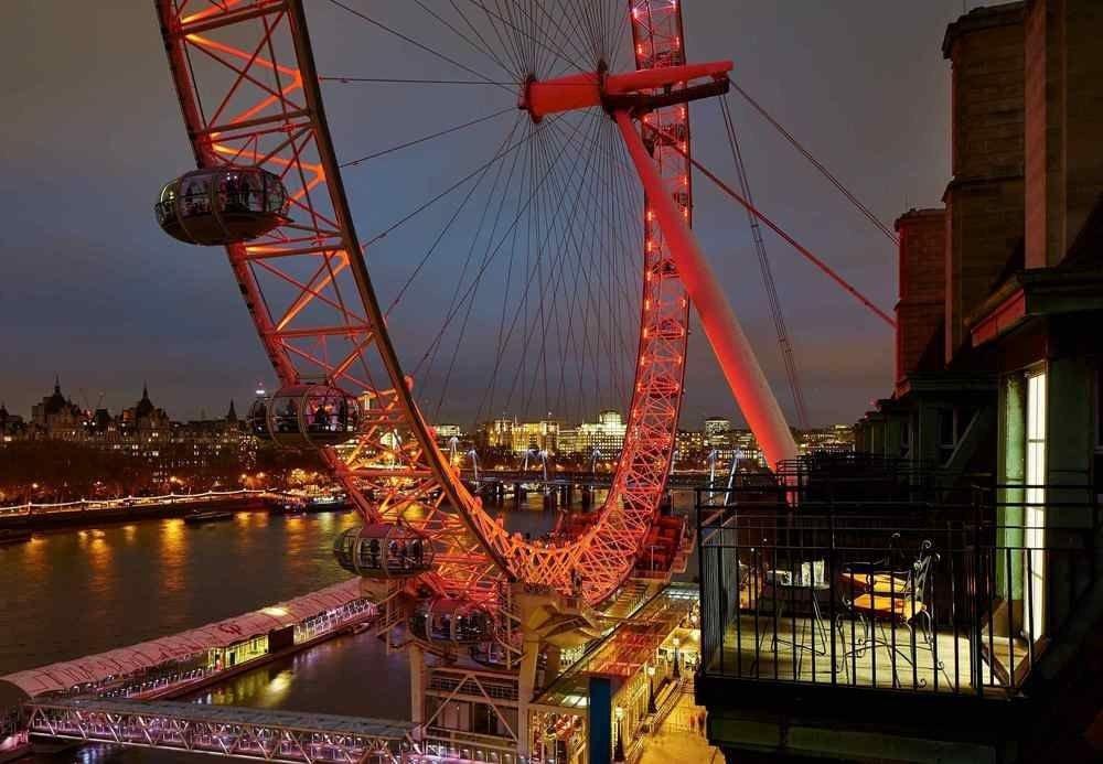 night amusement park ferris wheel tourist attraction galleon vehicle