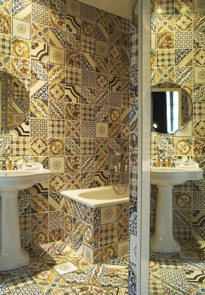 bathroom flooring art carving tile ancient history relief mosaic wallpaper tiled