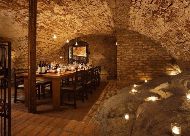 building ancient history basement stone