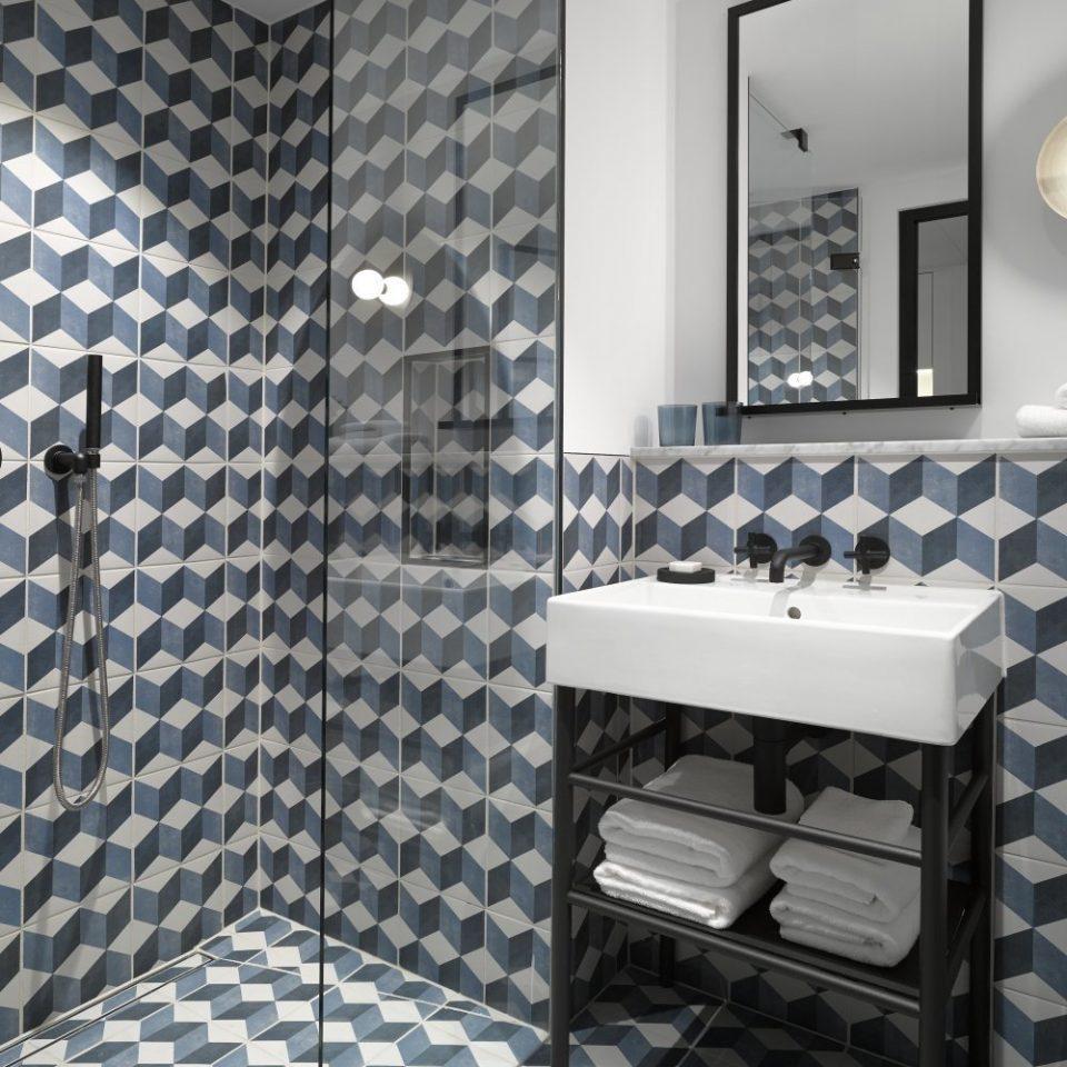 bathroom tile white flooring bathroom accessory plumbing fixture product angle ceramic interior designer tiled
