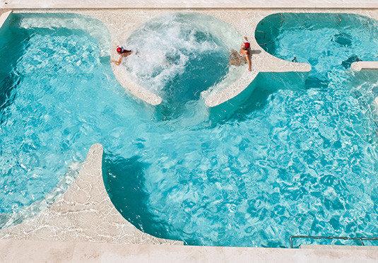 swimming pool blue aqua turquoise water sport wave swimming