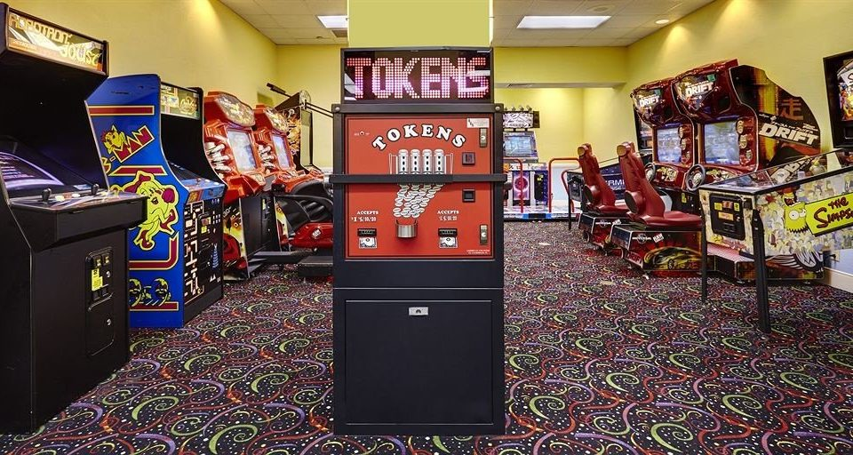 games recreation room arcade game recreation technology items