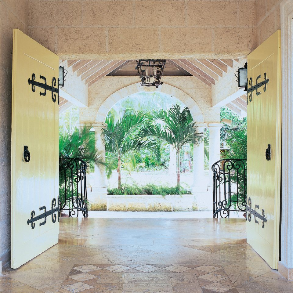 ground building property art mural home arch colonnade