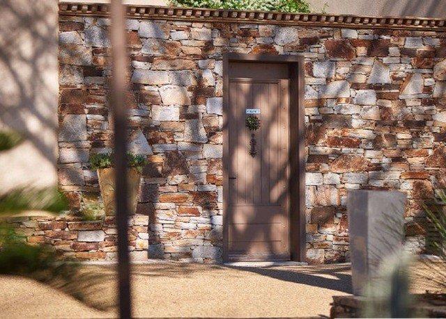 ground home arch mansion autumn stone
