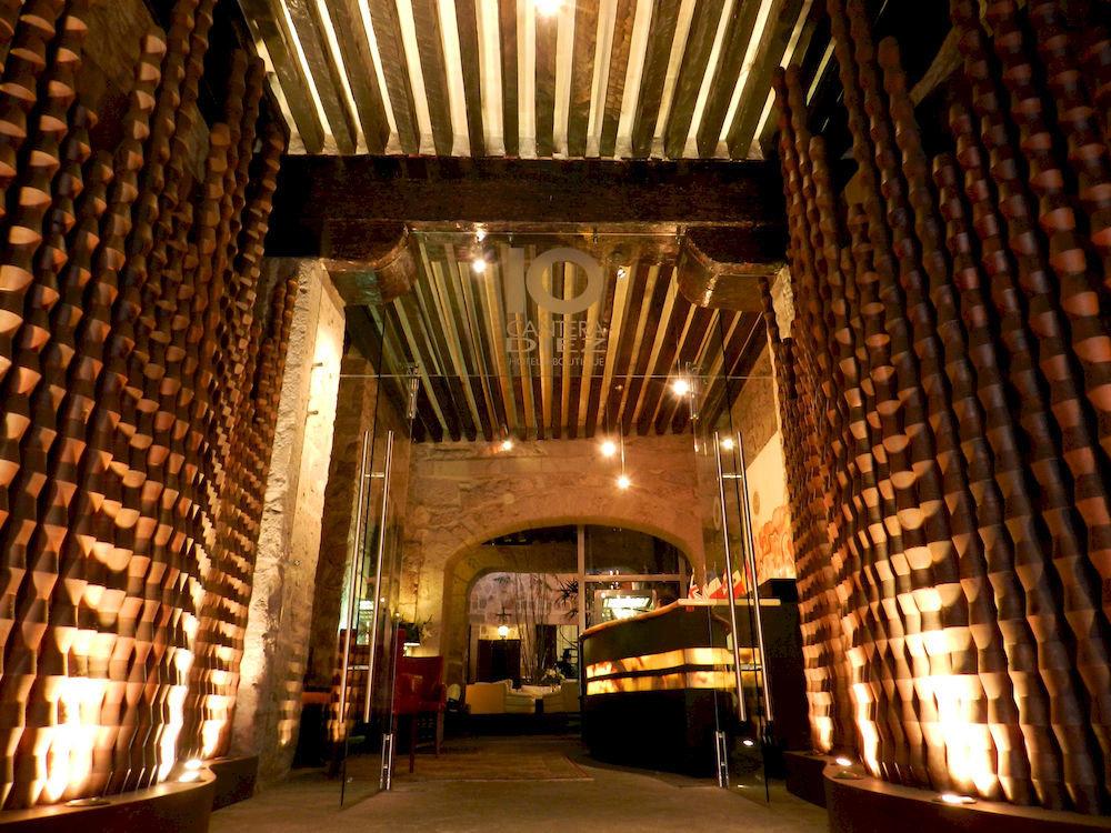 night basement arch