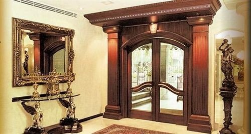 property structure arch mansion door palace column fancy