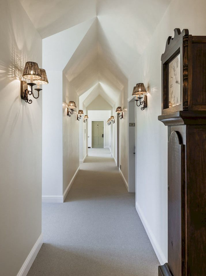 property house hall home lighting mansion arch