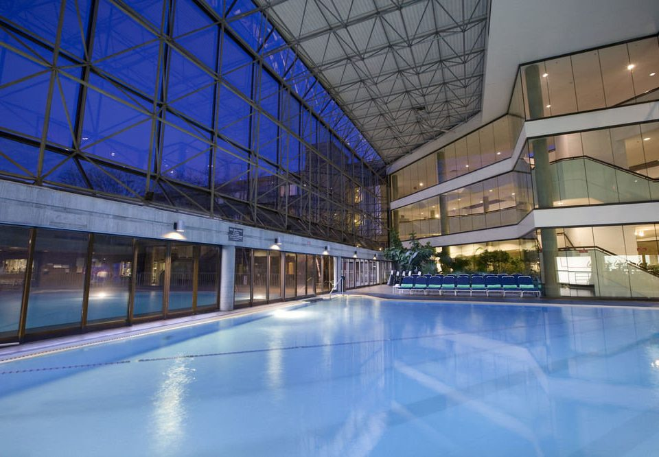 building swimming pool blue leisure centre Architecture rink ice rink convention center shopping mall headquarters arena airport terminal