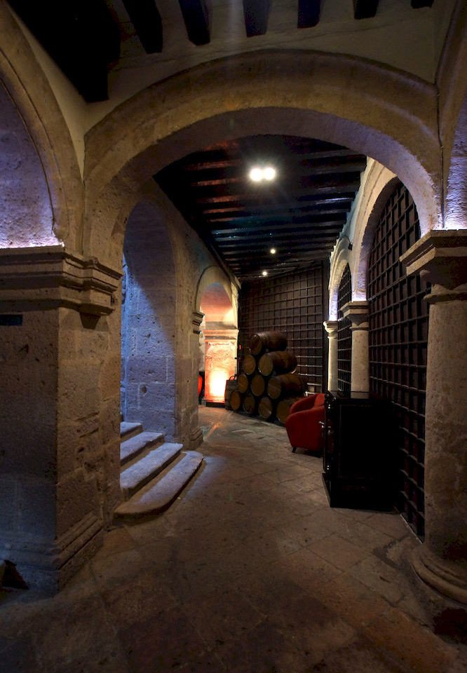 building light darkness Architecture alley night lighting arch ancient history crypt hall stone walkway colonnade