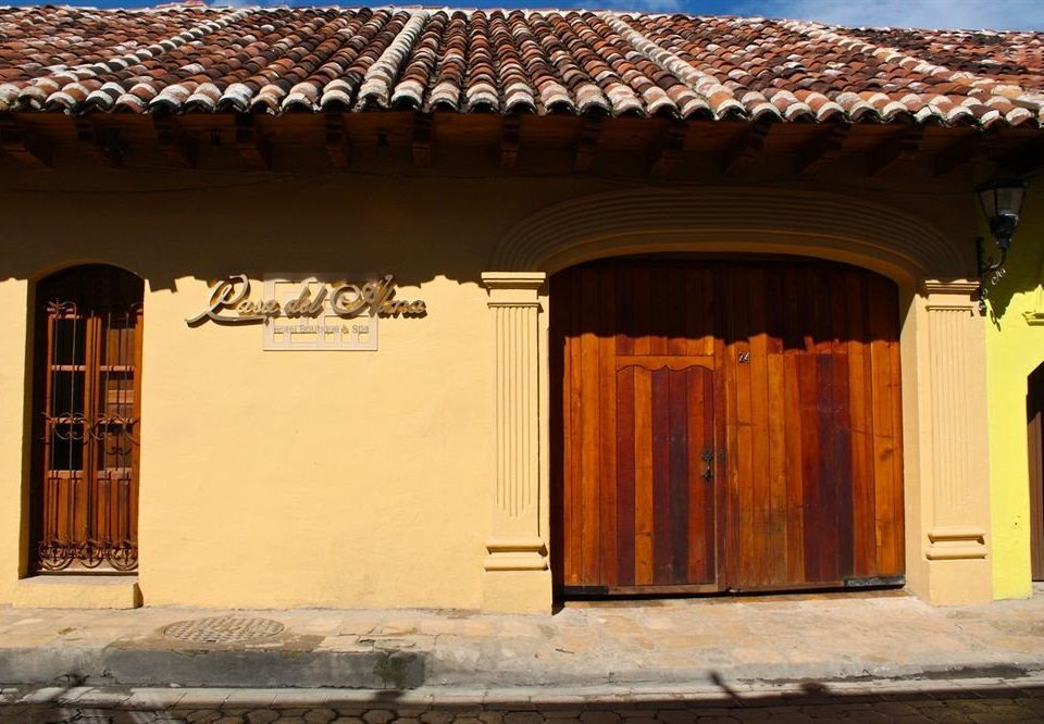 building Architecture arch door hacienda ancient history stall