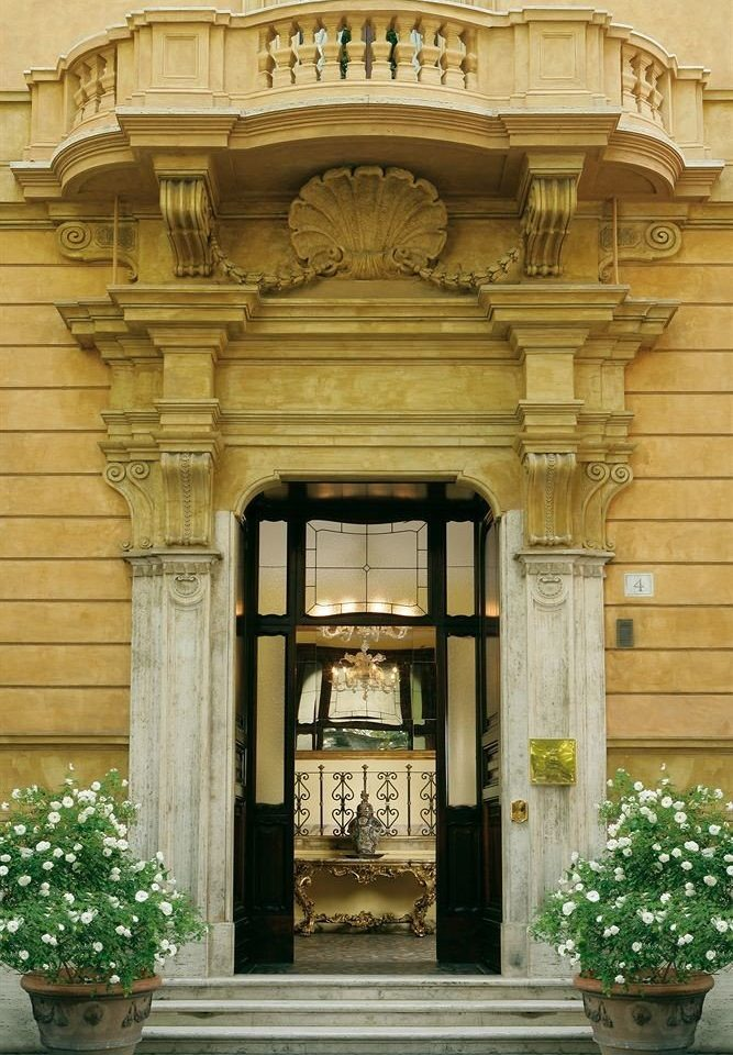 plant Architecture house arch column ancient history palace door stone