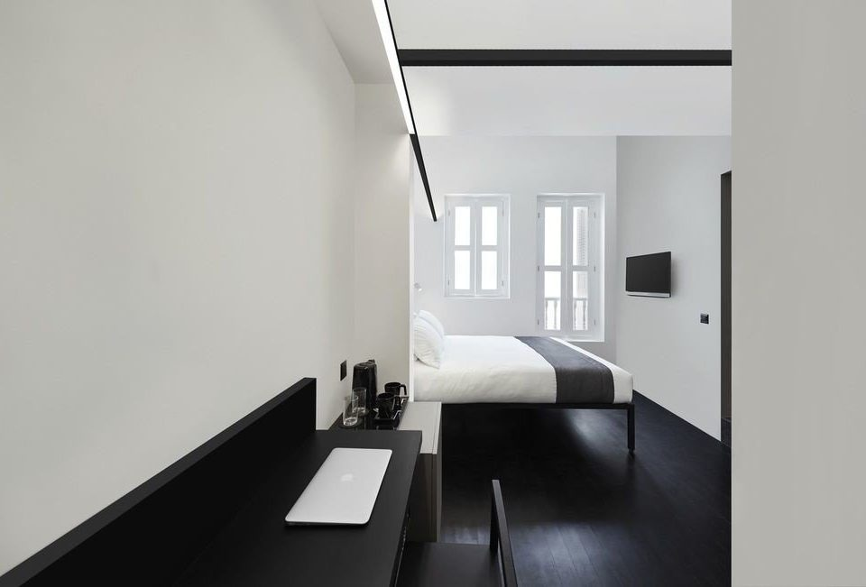 Architecture product design house black and white daylighting loft angle interior designer flooring