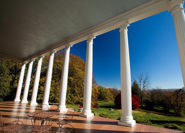 structure column building Architecture house arch home mansion colonnade
