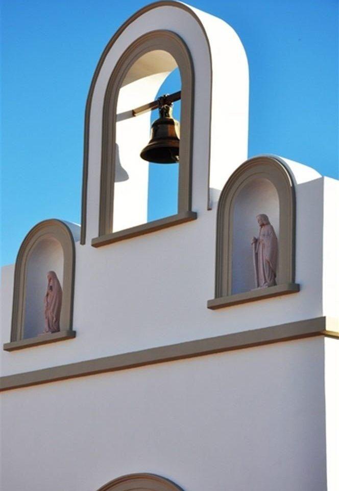 Architecture chapel arch