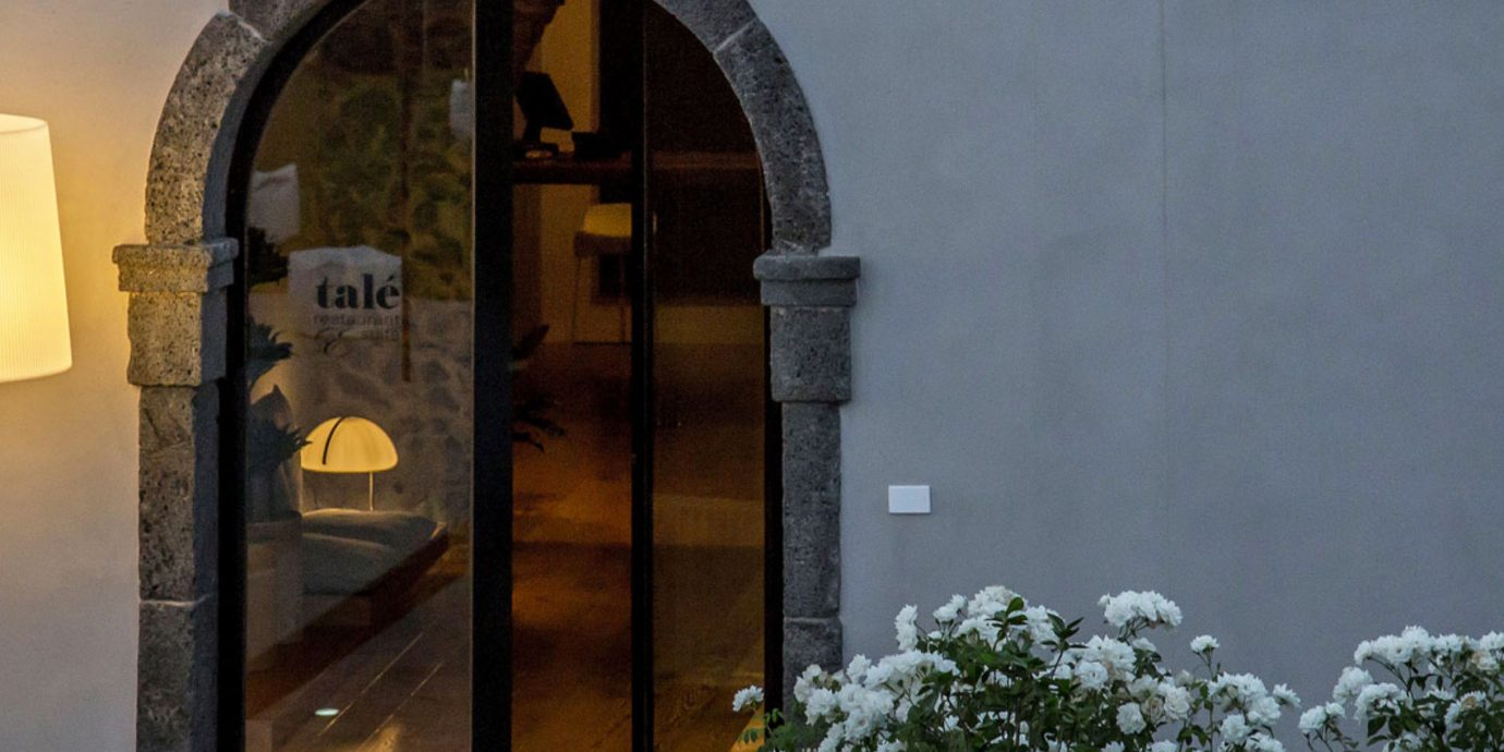 Architecture house arch lighting door