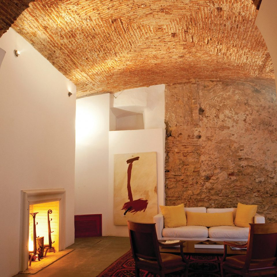 house Architecture living room home lighting arch