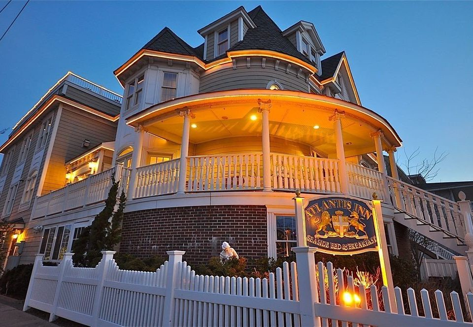 B&B Exterior Romantic sky landmark building house Architecture Resort amusement park palace