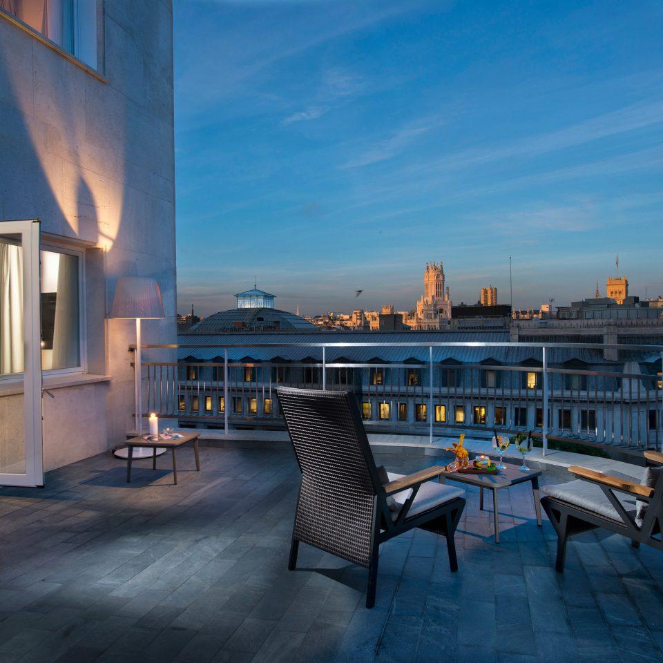 Balcony Boutique Budget City Hip Architecture Resort