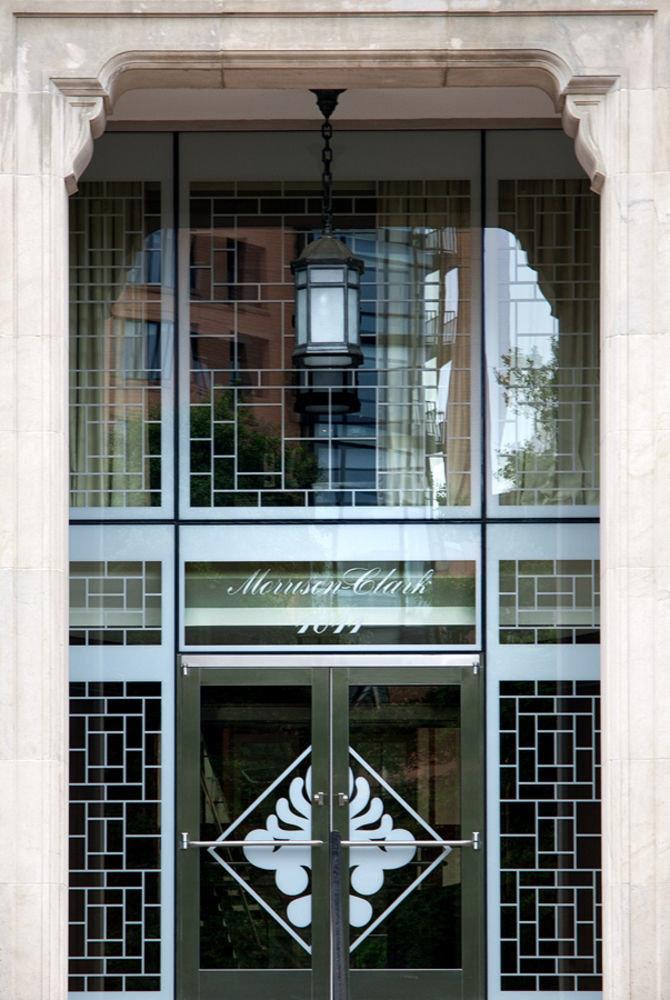 building property Architecture door sash window home porch siding Balcony glass