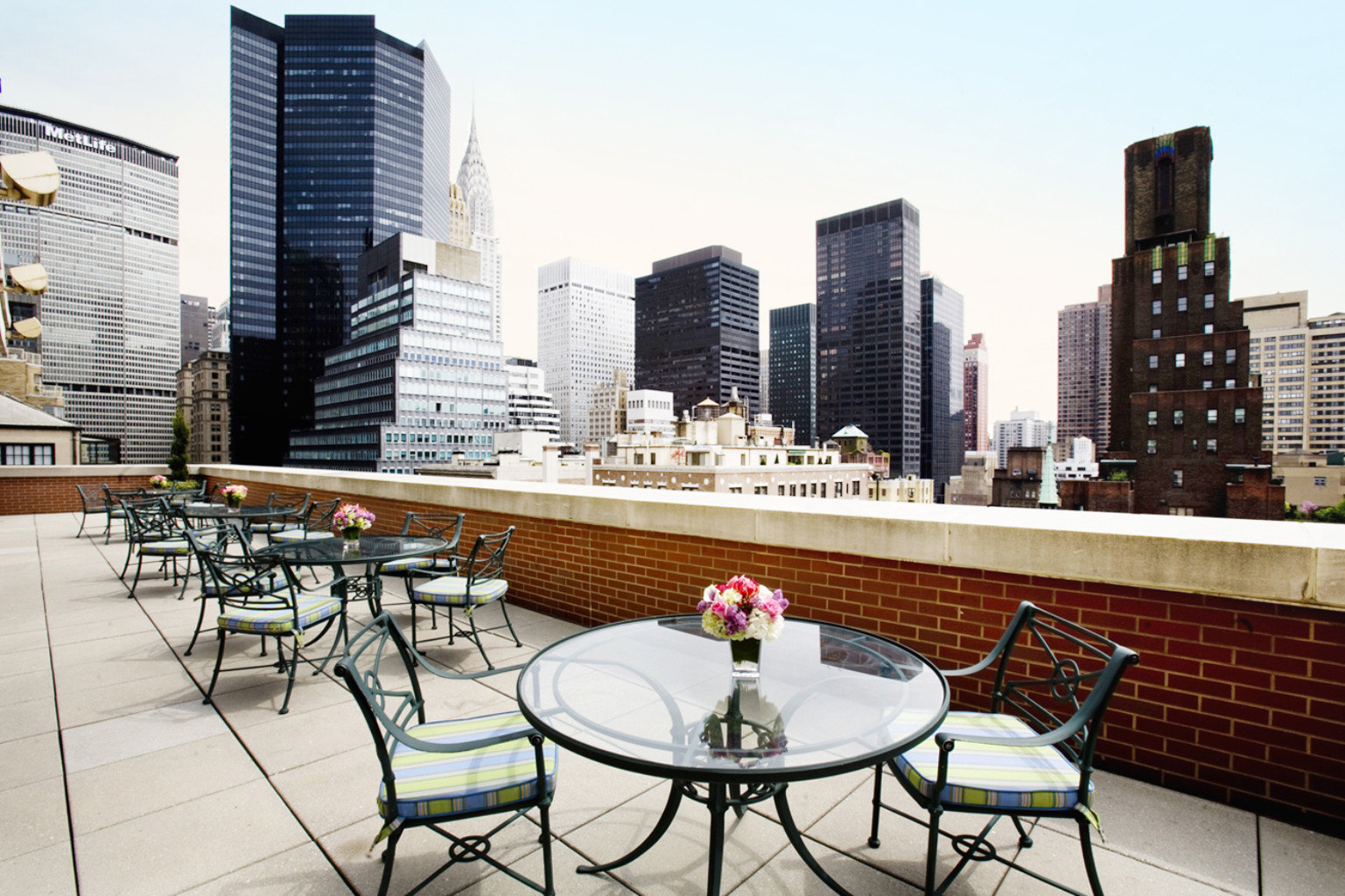 Architecture Balcony Buildings City Dining Drink Eat Scenic views condominium plaza skyline Downtown
