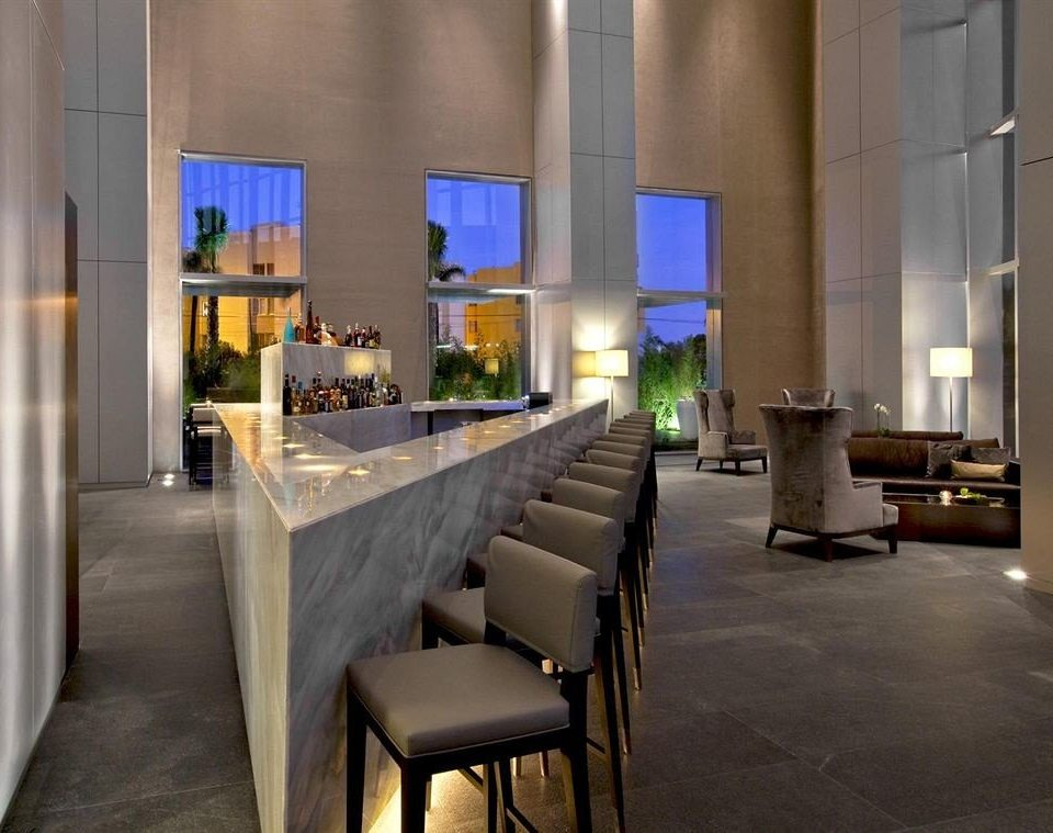 Bar Budget Business Drink Modern property Lobby house Architecture home condominium living room lighting