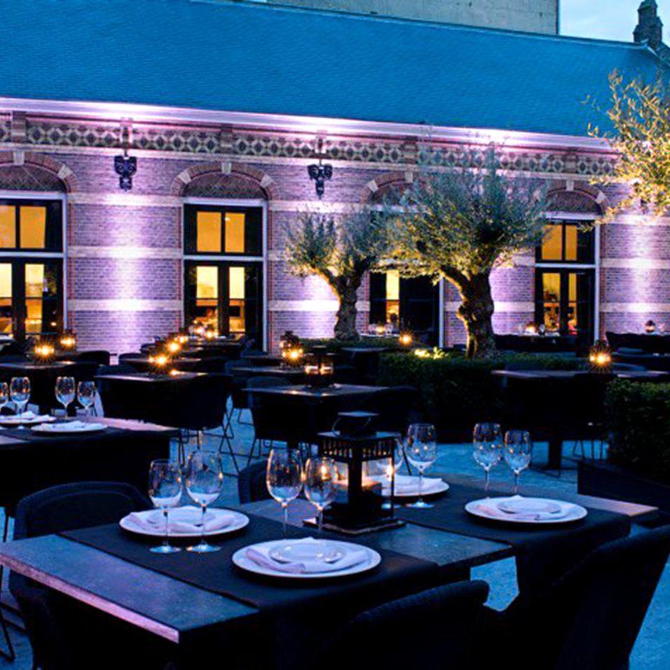 Architecture Buildings Dining Drink Eat Exterior Nightlife restaurant Bar function hall Resort